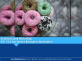 Ch 12.2 Biological and Social Motives - Motivation  and Em