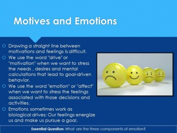 Ch 12.3 Emotions - Motivation and Emotion - Psychology - McGraw Hill