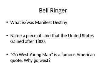 Ch 12 Change and Conflict in the American West