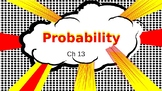 Ch 13 - Probability and Geometry PowerPoint Lessons