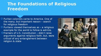 Ch 14.3 Religion in the United States - Sociology and You - McGraw Hill