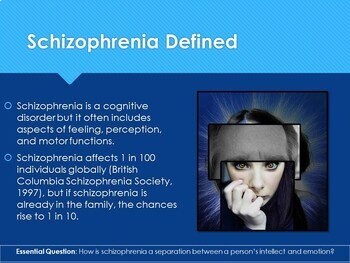 Ch 16.4 Schizophrenia and Other Disorders - Psychological Disorders - Psychology