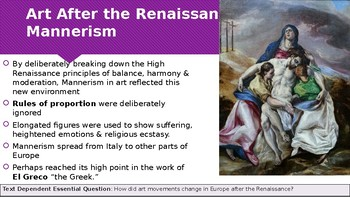 Ch 18.4 European Culture after the Renaissance Absolutism Europe World History