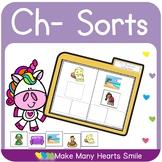 Ch Digraph Sorts     MMHS21