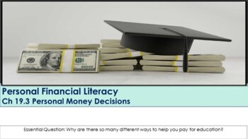 ch 19 3 personal money decisions economics mcgraw hill by