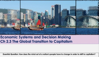 Ch 2.3 The Global Transition to Capitalism - Economics Systems & Decision Making