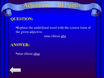 Ch. 2 Jeopardy
