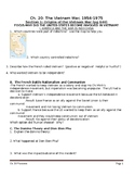 Ch 20: Vietnam Guided Notes