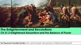 Ch 21.3 Enlightened Absolutism and the Balance of Power  - World History McGraw
