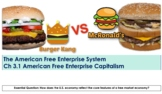 Ch 3.1 The American Free Market System - American Capitali