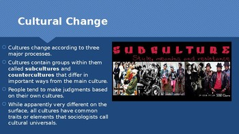 Ch 3.5 Cultural Diversity and Similarity - Sociology You McGraw Hill
