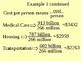 Rates, Ratios and Percents