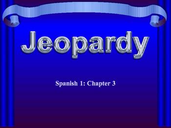Ch. 3 Jeopardy