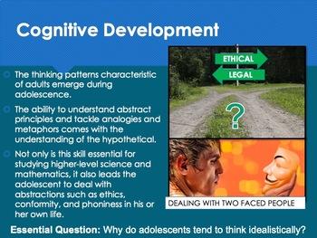Ch 4.2 Personal Development - Adolescence - Psychology McGraw Hill