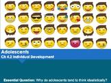 Ch 4.2 Personal Development - Adolescence - Psychology McG