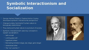 Ch 4.2 Socialization and the Self -  Sociology You McGraw Hill