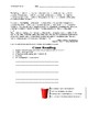 Ch 4.3 Psychology - Close Reading of a Primary Source - Common Core Worksheet