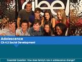 Ch 4.3 Social Development - Adolescence - Psychology McGraw Hill