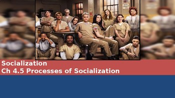 Ch 4.5 Processes of Socialization Sociology and You McGraw Hill