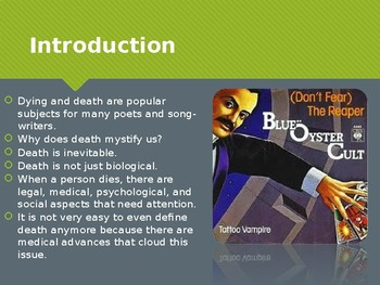 Ch 5.3 Dying and Death - Adulthood and Old Age - Psychology McGraw Hill
