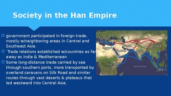 Ch 6.3 The Han Dynasty - The First Chinese Empires - McGraw Hill