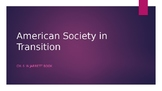 Western Migration...American Society in Transition for U.S. History