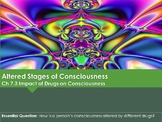 Ch 7.3 Impact of Drugs on Consciousness - Altered Consciou