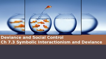 Ch 7.3 Symbolic Interactionism and Deviance Sociology and You McGraw Hill