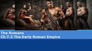 Ch 7.3 The Early Roman Empire - The Romans - McGraw Hill