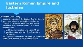 Ch 8.4 The Byzantine Empire - Byzantine Empire & Emerging Europe McGraw Hill