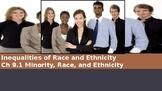 Ch 9.1 Minority Race & Ethnicity - Inequalities of Race & Ethnicity - Sociology