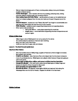 Ch.9 Study Guide Scott Foresman United States