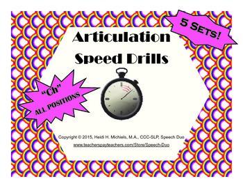 """Ch"" Artic Speed Drill SET"