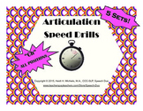 """Ch"" Artic Speed Drill SET"