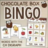 CH Digraph Bingo