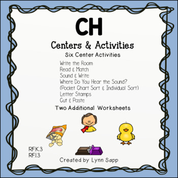 Ch Digraph Centers & Activities