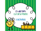 Ch Digraph Cut and Paste