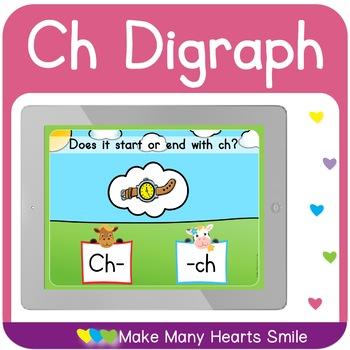 Ch Digraph Interactive Pdf