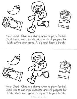 ch Digraph No Prep Packet