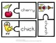 Ch Digraph Puzzle Pack - 30 Puzzles - Follow Up Activities Included