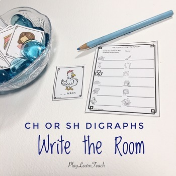 Ch Sh Digraphs Write the Room