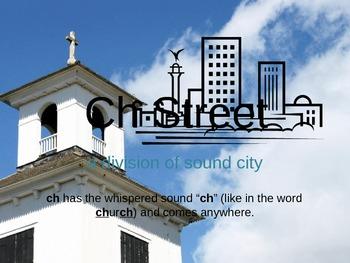 Ch Street (Sound City)
