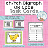 Ch Tch Digraph QR Code Task Cards