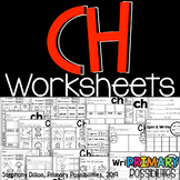 Ch Worksheets