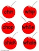 Ch and Wh Digraph Read and Write the Room / Word Sort
