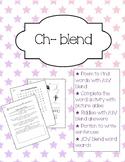 Ch blend activities (no prep!)