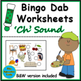 Ch-words Bingo Dab