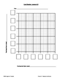 Ch4 Singapore Math 4th Grade Write and Wipe Templates, Tables and Line Graphs