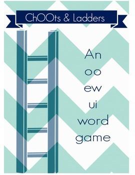"""ChOOts"" & Ladders (oo, ew, ui)"