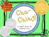 Cha-Ching! A Coin Counting Board Game  CANADIAN VERSION